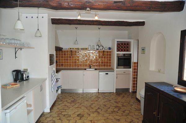 La veranda Kitchen