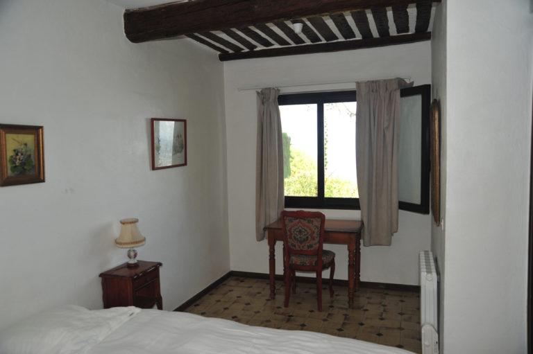 Villa-Rental-Provence-Mas-du-Chene-Bedroom