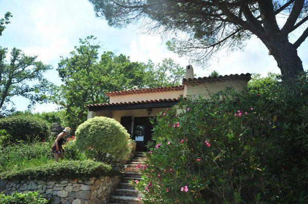 Villa-Rental-Provence-Mas-du-Chene-Front