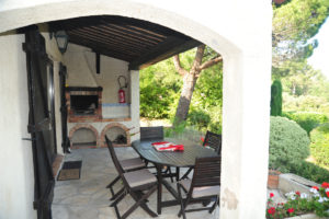 Villa-Rental-Provence-Mas-du-Chene-Patio-with-BBQ