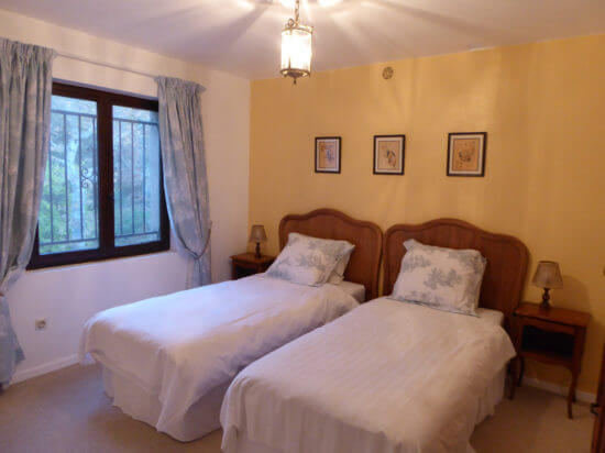 Holiday-Home-France-La-Verand-rear-bedroom