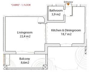 Self-Catering-Gites-Cabris-Cabris-Floorplan-1.-Floor