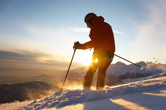 Skiing-in-Sout-France
